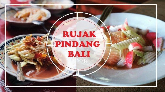 Rekomendasi 6 Rujak Pindang Enak Kenyang di Bali, Harga di Bawah Rp 15 Ribu, Yuk Icip!