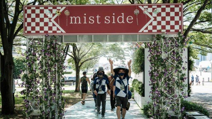 Fakta Unik Yume no Ohashi, Tempat Obor Olimpiade Tokyo 2020 Dinyalakan
