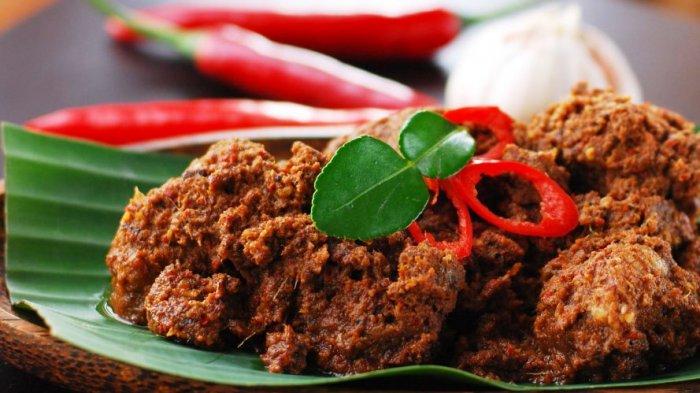 Rendang dan 4 Kuliner Khas Minang  yang Selalu Disajikan Saat Lebaran di Sumatera Barat