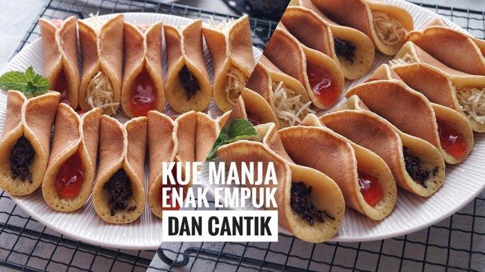 Resep Kue Manja, Kue Asal Selandia Baru yang Mudah Dibuat