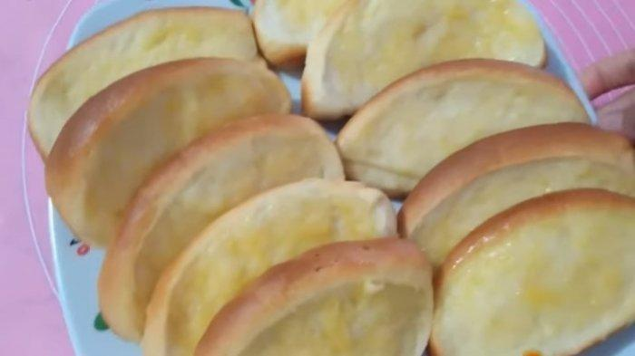 Resep Roti Sisir Mentega, Jajanan Jadul yang Coco jadi Teman Minum Teh Sore Hari