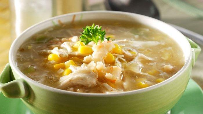 Resep Sup Jagung Hangat, Menu Sarapan yang Cocok Disajikan saat Udara Dingin