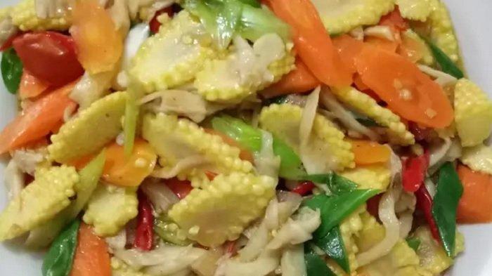 Menu Buka Puasa: Resep Tumis Jamur Tiram Mix Sayur Ala Restoran, Enak, Sehat dan Mudah Dibuat