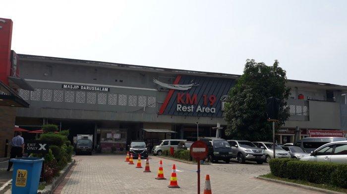 Ini Daftar Rest Area di Tol Jakarta Cikampek