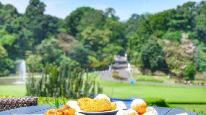 TRAVEL UPDATE: Mencicipi Ragam Hidangan Lezat di Resto Kebun Raya Bogor