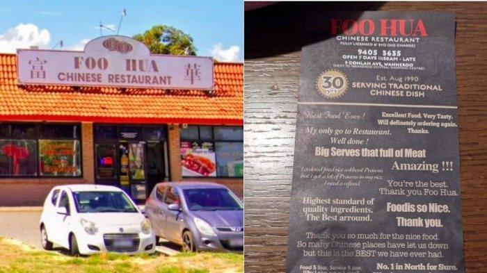 Restoran China Ini Viral Setelah Tampilkan Ulasan Buruk dalam Daftar Menunya