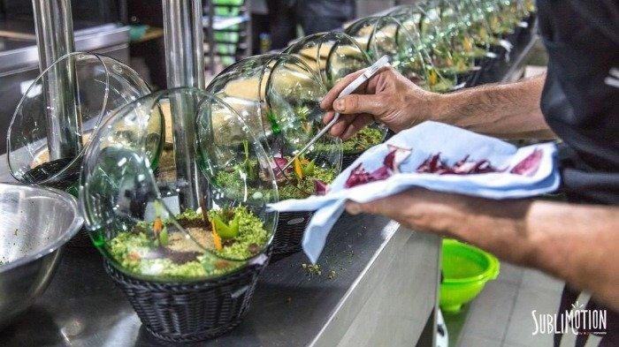 5 Restoran Termahal di Dunia, Paket Makan Malam di Sublimotion Seharga Rp 28 Juta Perorang