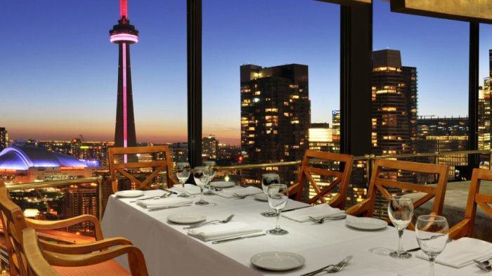 Masih Berani Makan di Tempat Ini? Ini 6 Restoran Tertinggi di Dunia