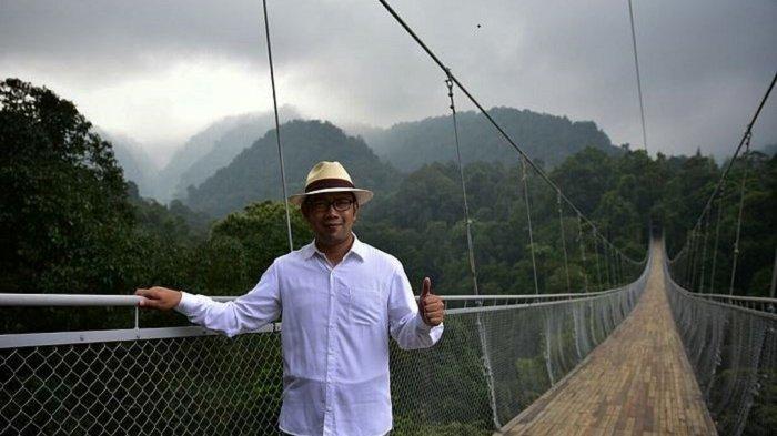 Ridwan Kamil Optimis Pariwisata Jawa Barat Akan Kembali Pulih
