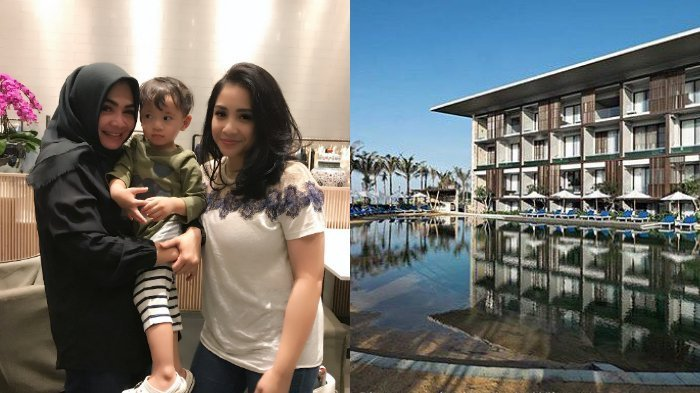 Mau Menginap di Hotel Mewah Milik Ibunda Nagita Slavina di Bali? Ulala, Siapin Duit Segini, deh