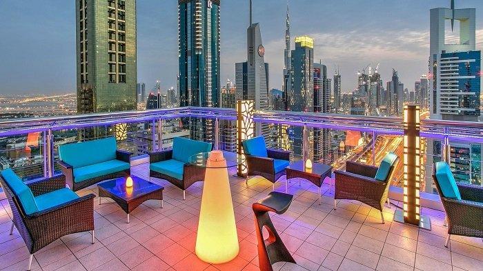 6 Rooftops Terunik yang Wajib Kamu Kunjungi Saat Traveling ke Dubai