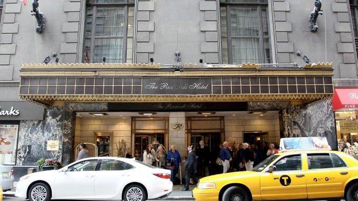 Bangunan Bersejarah, Roosevelt Hotel akan Menutup Hotelnya Secara Permanen Akibat Pandemi Covid-19