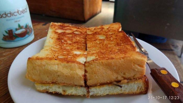 Roti Bakar Gempol, Kuliner Legendaris di Bandung yang Cocok untuk Sarapan