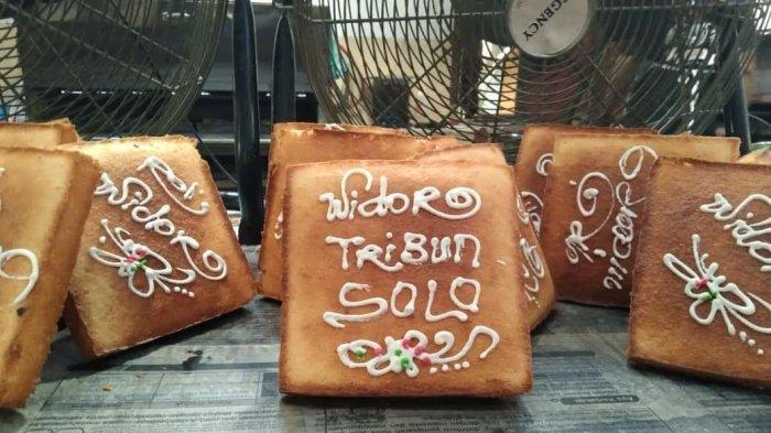 Roti Widoro, Oleh-oleh Legendaris dari Sukoharjo yang Resepnya Dibuat Koki Kerajaan