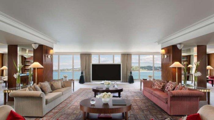 Tarifnya Rp 1 Miliar Per Malam, Intip Fasilitas Mewah Royal Penthouse Suite
