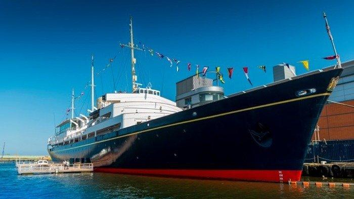 9 Fakta Unik Royal Yacht Britannia, Istana Apung Milik Keluarga Kerajaan Inggris untuk Liburan Mewah