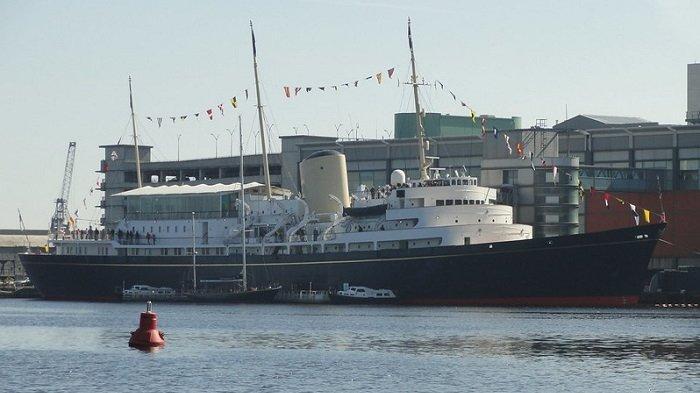 8 Fakta Mengejutkan Royal Yacht Britania, Kapal Pesiar Pribadi Milik Ratu Elizabeth II