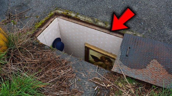10 Kamar Rahasia Aneh yang Pernah Ditemukan: Ada Rel Bawah Tanah hingga Terowongan Rahasia