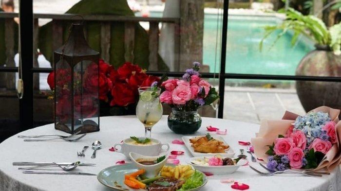 Paket Valentine di Rumah Batu Boutique Hotel, Dinner Romantis Mulai Rp 300 Ribu