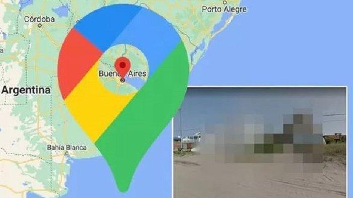 Misteri Rumah yang Disensor Google Maps, Netizen Dilarang Lihat
