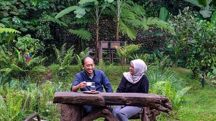 TRAVEL UPDATE: Rumah Kopi Ranin Bogor, Tempat Ngopi Asyik dengan Suasana Asri Pedesaan