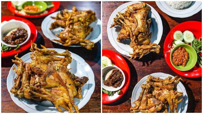 Rumah Makan Ayam Goreng Mbah Karto Tembel, Wisata Kuliner Jokowi dan Jan Ethes di Solo