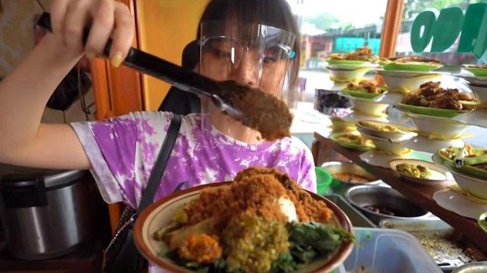 Viral Warung Nasi Padang Murah, All You Can Eat Cuma Rp 10 Ribu