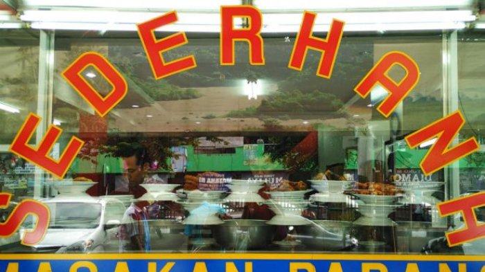 Sama-sama Jual Kuliner Minang, Apa Bedanya Rumah Makan Padang, Kedai Nasi Kapau dan Ampera?