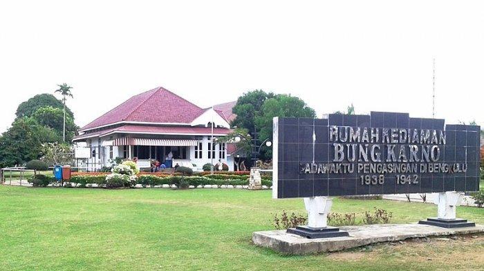 Harga Tiket Masuk Rumah Pengasingan Bung Karno Bengkulu Terbaru 2021