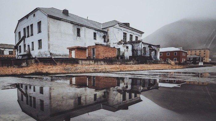 5 Tempat yang Dijuluki Kota Hantu dan Kisah Menyedihkan di Baliknya