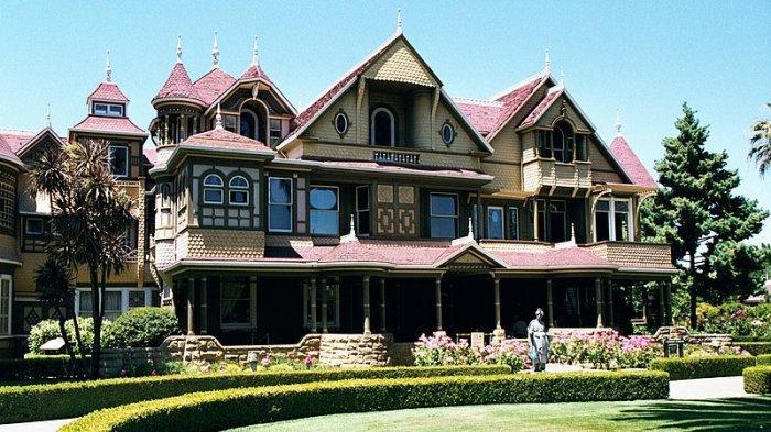 Menguak Isi Rumah Winchester, Tempat Wisata Paling Misterius di Amerika
