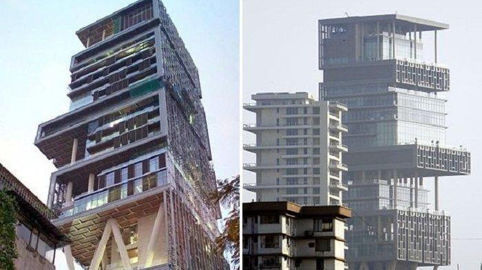 Sekilas Tak Ada Yang Istimewa Dengan Gedung Tinggi Di Mumbai Begitu