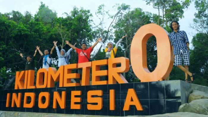 Open Trip Sabang - Eksplor Ujung Aceh Selama 3 Hari, Mulai Pulau Rubiah Hingga Tugu Nol Kilometer