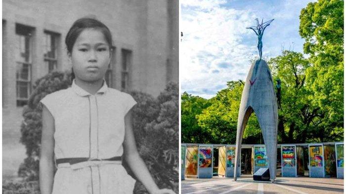Dikenal Jadi Simbol Perdamaian Dunia, Kisah Sadako si Pembuat 1.000 Bangau Kertas Menyedihkan