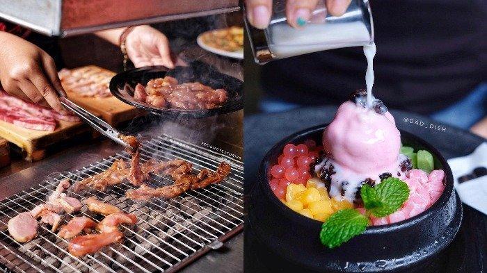 6 Kafe dan Restoran yang Tawarkan Menu Khas Korea di Bandung, Sudah Coba Sadang Korean BBQ?