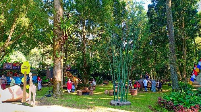 Safari Greens Food Carnival di Taman Safari Bogor.