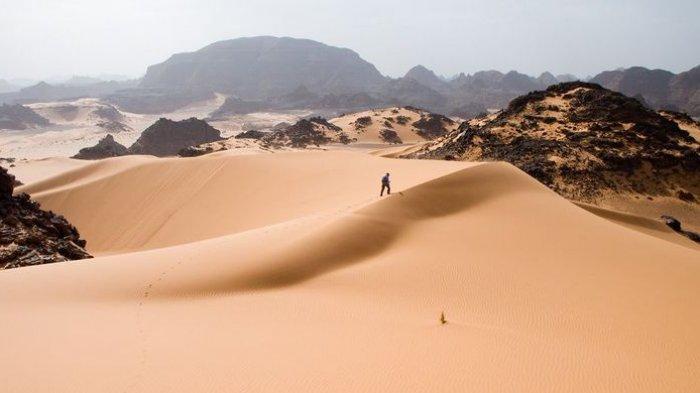 Bukan Gurun Sahara, Ini Dia Tempat Terkering di Dunia