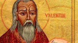Seorang Saint Romawi yang bernama Valentinus