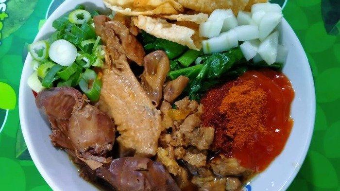5 Kuliner Malam di Solo, Pecinta Pedas Wajib Cicipi Mi Ayam Sambal Pasir Mas Shenix