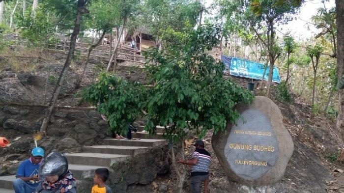 Gunung Budheg dan Geoheritage di Tulungagung Diusulkan Jadi Kawasan Geopark