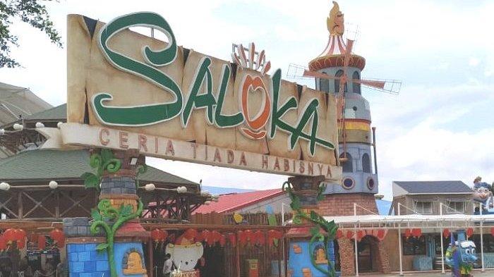 Saloka Theme Park, Semarang