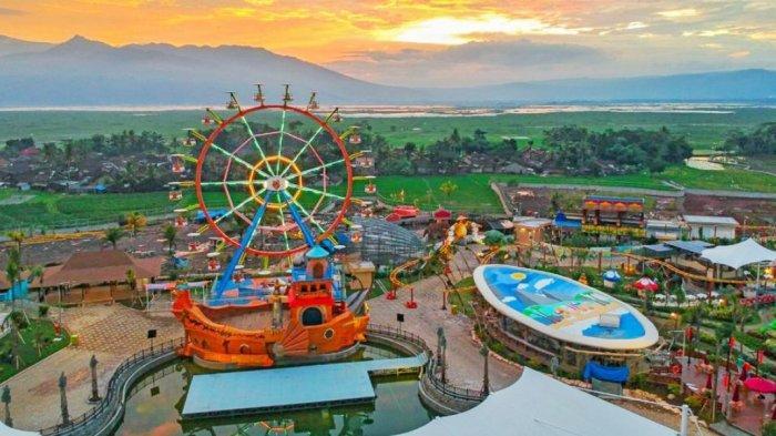 Harga Tiket Masuk dan Jam Buka Saloka Theme Park Semarang, Spesial Libur Natal dan Tahun Baru 2020