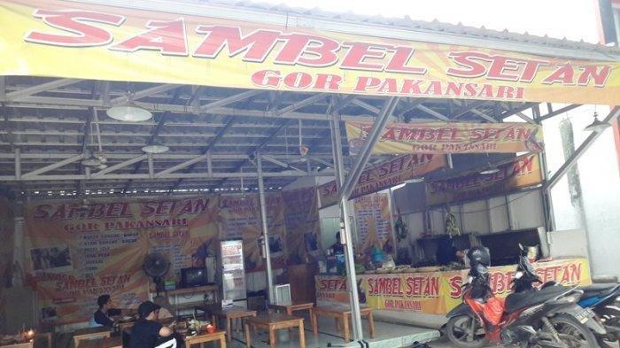 Dibuat Dengan 1 Kg Cabai, Berani Coba Sambal Setan di Bogor?