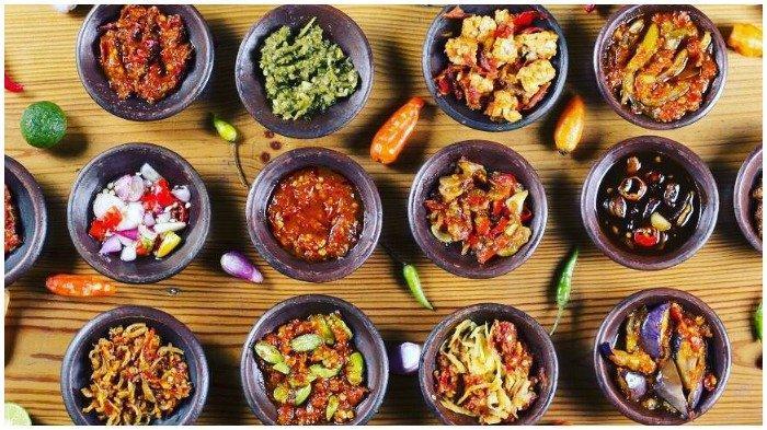 10 Fakta Unik Kuliner Indonesia yang Beragam, Termasuk Punya Banyak Jenis Sambal, Sate dan Soto