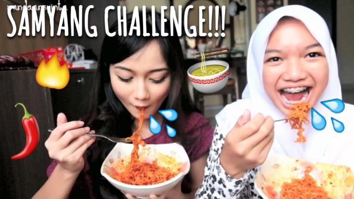 Samyang challenge