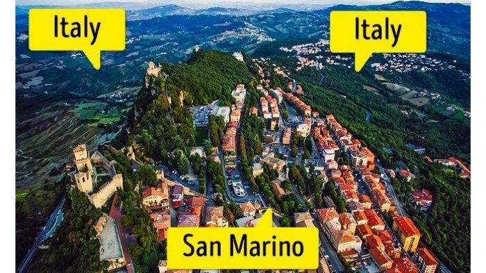 22 Fakta Unik Dunia, Jumlah Mobil di San Marino Lebih Banyak Ketimbang Penduduknya