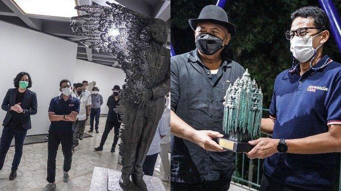 Dukung Pembangunan Bandung Freedom Park, Sandiaga Uno: Bangsa Besar Butuh Karya-karya Besar
