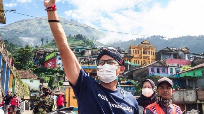 Kunjungi Magelang, Sandiaga Uno Lebih Pilih Menginap di Nepal van Java daripada Hotel Berbintang