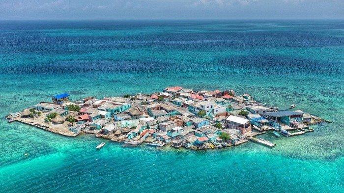 5 Tempat Paling Terpencil di Dunia, Jelajah Pulau Tanpa Limbah di Lepas Pantai Kolombia