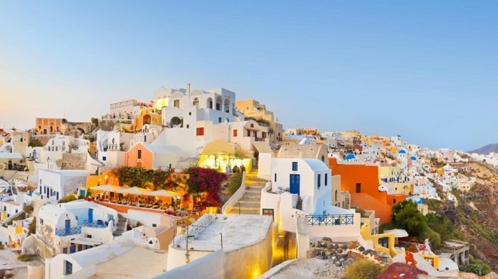 Sambut Musim Panas, Yunani Berencana Buka Kembali Pariwisata pada Mei 2021